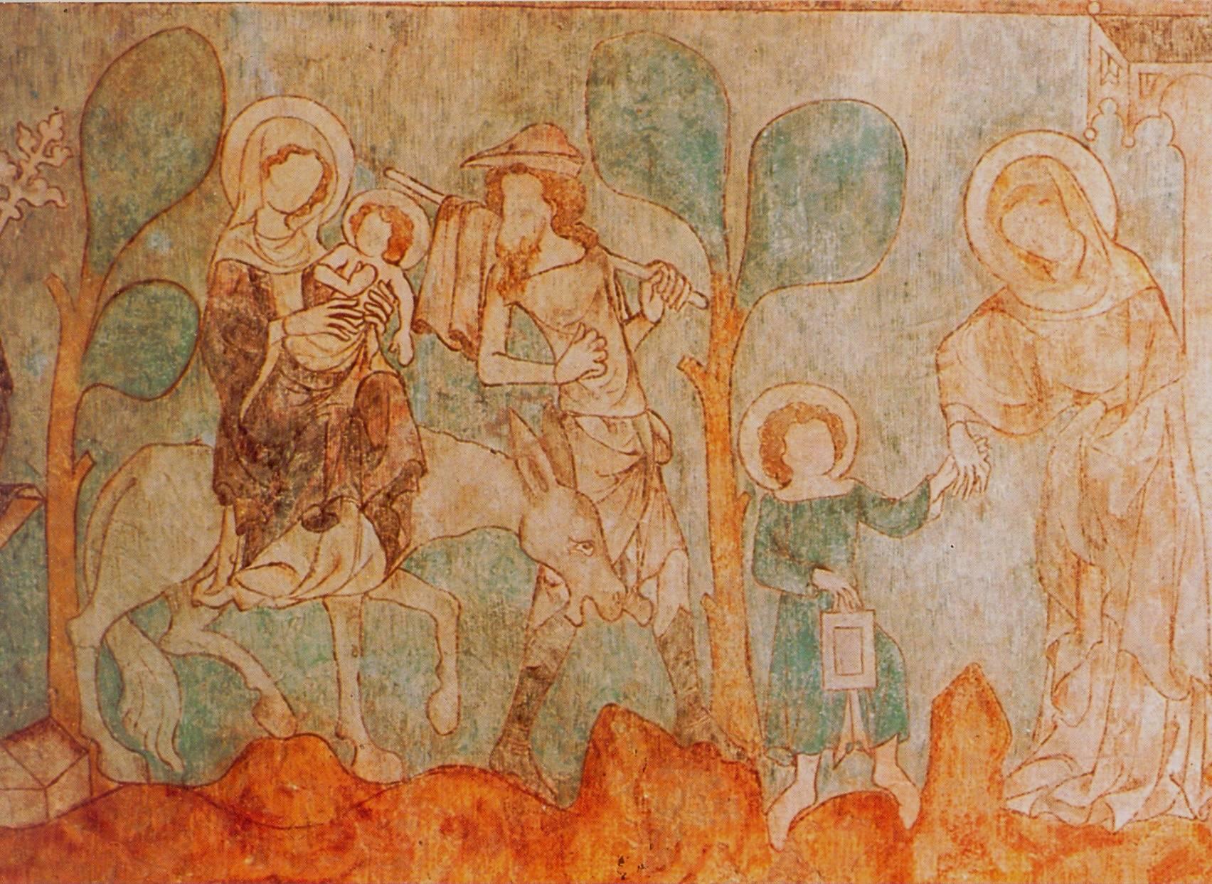 Flucht der Heiligen Familie